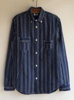 クラシックボタンダウンシャツ・フローラル Classic BD Shirt, Floral/Workers