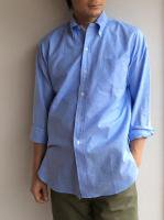 BBButton Down, Blue OX/Workers