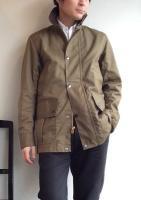 ウェザーコンフォートジャケット ブラウンベンタイル Weather Comfort Jacket,Brown Ventile/Workers