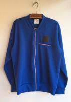 1980's French Military Jersey Blouson Blue<img class='new_mark_img2' src='https://img.shop-pro.jp/img/new/icons48.gif' style='border:none;display:inline;margin:0px;padding:0px;width:auto;' />