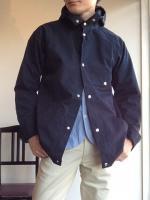 マウンテンシャツパーカー ブラック Mountain Shirt Parka, Black/Workers
