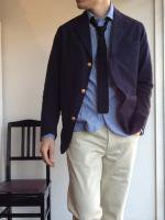 ネイビーブレザー Navy Blazer/Workers