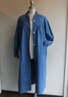 1950-1960's French Work Coat Blue<img class='new_mark_img2' src='https://img.shop-pro.jp/img/new/icons48.gif' style='border:none;display:inline;margin:0px;padding:0px;width:auto;' />