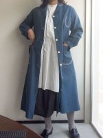 1950-1960's French Work Coat Rare Design