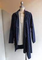 1950-1960's French Shirt Coat