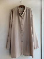 1990's U.S Super Over-sized ShirtCoat Light Beige