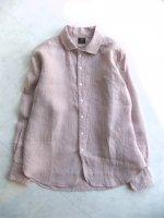 リネンイージーシャツ サクライロ linen easy shirt 2015 sakurairo/DjangoAtour<img class='new_mark_img2' src='https://img.shop-pro.jp/img/new/icons48.gif' style='border:none;display:inline;margin:0px;padding:0px;width:auto;' />