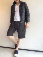 グルカショーツ コットンレーヨントロピカル Ghruka Shorts,CR Tropical/Workers
