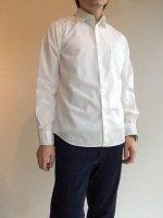 スタンダードシャツ ホワイト Standard Shirt,White/Workers