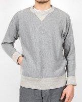 Vスウェットシャツ グレー V Sweat Shirt,Grey/Workers