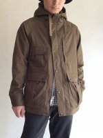 Mountain Parka, Ventile Russet/Workers