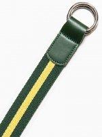 リングベルト Ring Belt (Green Yellow)Mサイズ105cm/Workers
