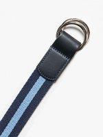 リングベルト Ring Belt (Navy Blue)/Workers