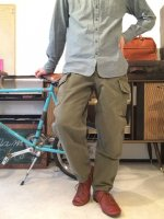 1970's French Military Pants M-64 Khaki 表記サイズ42C