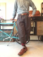 1970's Austrian Shooting Trousers Grey