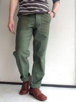 Baker Pants,Slim Fit Reversed Sateen,2-Tone/Workers