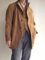 クラシックカントリーコート ナッツ(メンズM)classic country coat nuts/DjangoAtour ANOTHERLINE