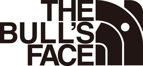 ★ THE BULL'S FACE < BIG >
