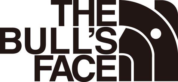 ★ THE BULL'S FACE < BIG >