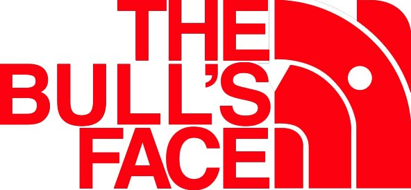 ★ THE BULL'S FACE < SMALL >
