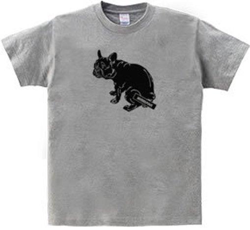 T-Shirt ★ T-5.6oz-ブリンドル
