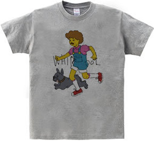 T-Shirt ★ T-5.6oz-ポールと牧