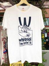 T-Shirt ★ WHIRLPOOL-White
