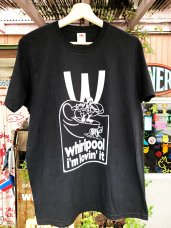 T-Shirt ★ WHIRLPOOL-Black