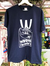 T-Shirt ★ WHIRLPOOL-Navy