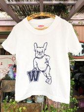 T-Shirt ★ 100 size W-White