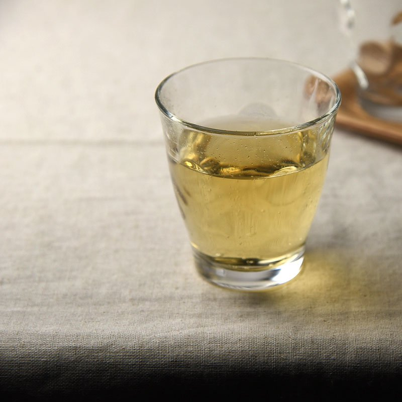 水玉がキュート♪ラッシュガラスタンブラー185(ガラスコップ)