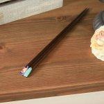 【メール便対応】レトロヴィンテージ 箸 カナリア(鳥)