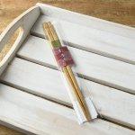 【メール便対応】実のなる木箸 くり