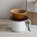 【ギフトセット箱入り】おひとりさまコーヒーセット コーパル&マットホワイト[美濃焼]