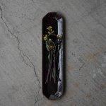 寿山窯 angle アングル 31.5cmロングプレート ブラウン[美濃焼]
