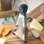 3面チーズグレーター