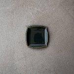 寿山窯 rim リム スクエア S(10cm) エバーグリーン[美濃焼]