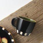 クロッカ 11.5cmマグカップ グリーン[美濃焼]