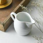 しましまミルクジャグ S (220ml)[美濃焼]