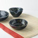 夜華 布目11.5cm丸鉢[アウトレット訳あり][美濃焼]