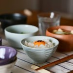 asumi(彩澄) なじみ茶碗 水釉[美濃焼]
