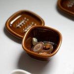 深山(miyama.) crust-クラスト- スクエアカップセット 飴釉[美濃焼]