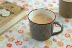 ★ラッピング無料★おとな色・小さめホーローみたいなマグカップ あいねず[アウトレット訳あり][美濃焼]