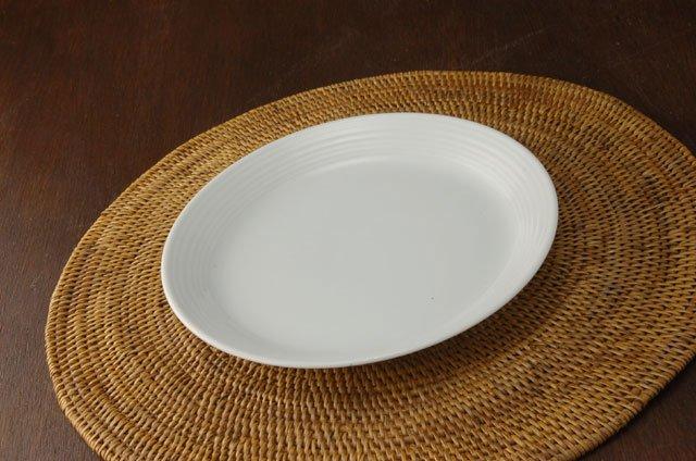 Lumine 17cmパン皿[アウトレット訳あり][美濃焼]