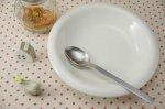 シャポー 20.5cmカレー皿・パスタ皿 クリーム[アウトレット訳あり][美濃焼]
