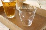 水玉がキュート♪水玉ガラスタンブラーS
