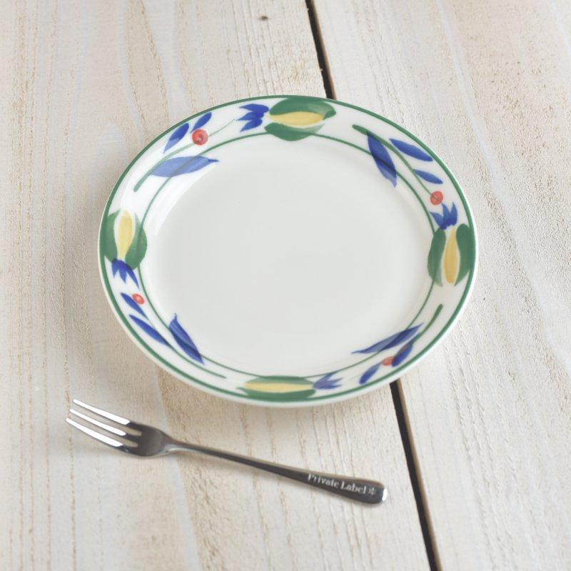 フィオーレ 15.5cmパン皿[アウトレット訳あり][美濃焼]