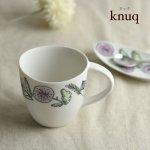 ★ラッピング無料★深山 knuq-ヌック- マグカップ バイオレット[美濃焼]
