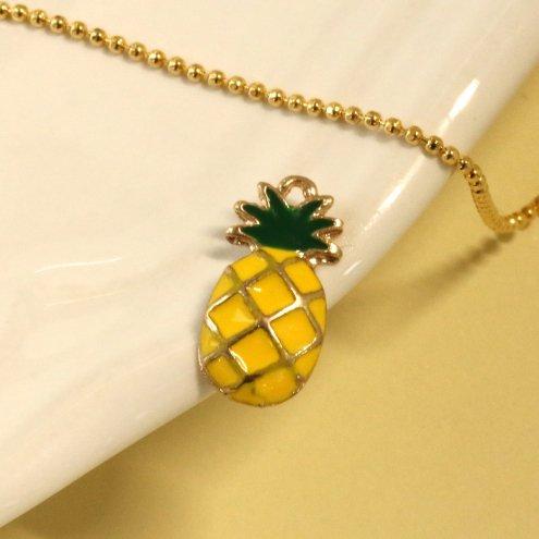【チャーム】ちいさなパイナップル  [...