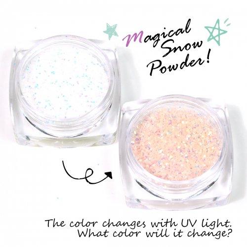 【封入素材】紫外線で色が変わる魔法の...